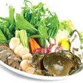 Giá cả thực phẩm chợ Long Biên 7-2