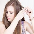 Làm đẹp - Xinh xinh tóc tết băng đô
