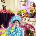 Nhà đẹp - Sao Việt trang trí nhà đón rắn Quý Tỵ