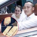 Làng sao - Lộ nhẫn cưới thiếu gia Hà thành tặng Ngọc Thạch
