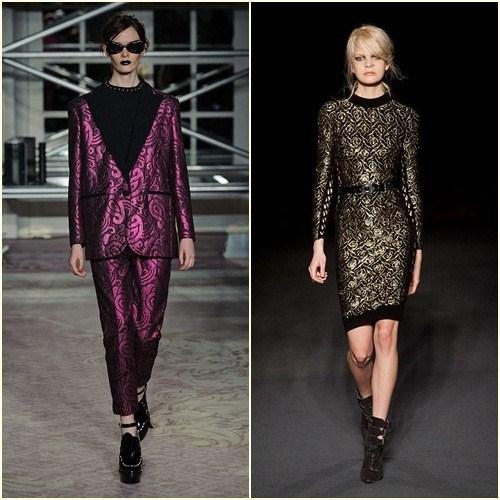 9 xu huong 'dat khach' tai london fashion week - 6