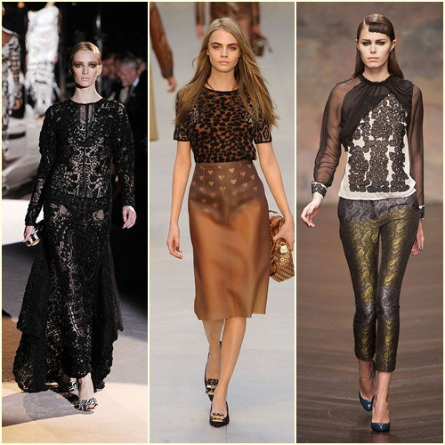 9 xu huong 'dat khach' tai london fashion week - 12