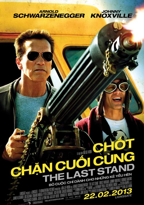 """huyen thoai phim hanh dong toa sang noi """"chot chan"""" - 6"""