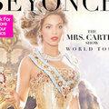 Làng sao - Beyonce đẹp lộng lẫy như nữ hoàng