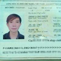& quot;Ngó trộm & quot; hộ chiếu ca sĩ Long Nhật