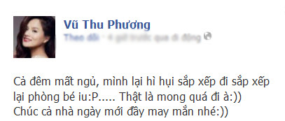 vu thu phuong khoe phong be cuc xinh - 2