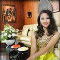 Nhà đẹp - 200m2 đáng thèm của hoa hậu Trần Thị Quỳnh