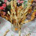 Bếp Eva - Bánh mỳ que giòn rụm cho bé yêu