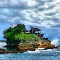 Xem & Đọc - Ngôi đền tuyệt đẹp 'lọt thỏm' giữa thiên đường Bali