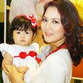 Làm mẹ - HH Trần Thị Quỳnh: 'Tôi là bà mẹ vô tư'