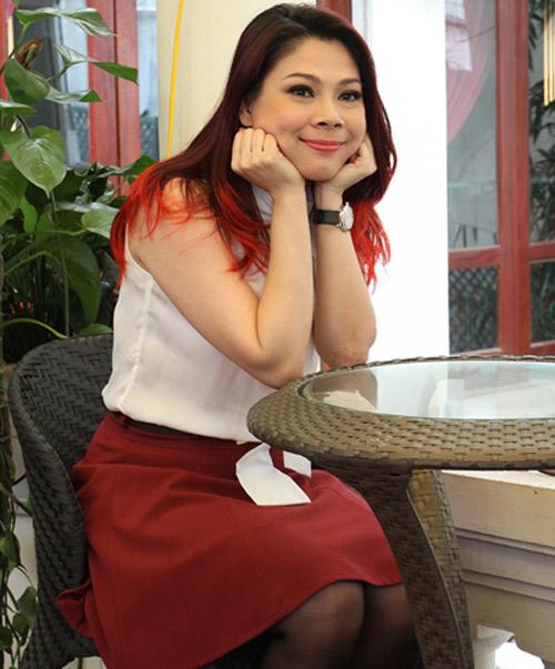 Hoàng Thùy Linh, Andrea bớt màu mỡ