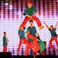 Hậu trường - Nhóm Sine ấn tượng với màn múa trống
