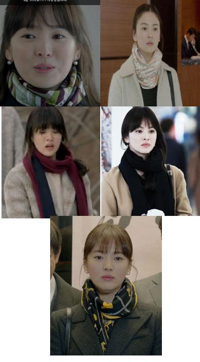 'thieu nu mu' song hye kyo cuon hut voi ao choang dat tien - 12