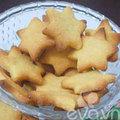 Bếp Eva - Làm bánh quy bơ mật ong nào