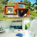 """Nhà đẹp - Nhà cực giản đơn mà vẫn """"nổi"""" nhất xóm"""