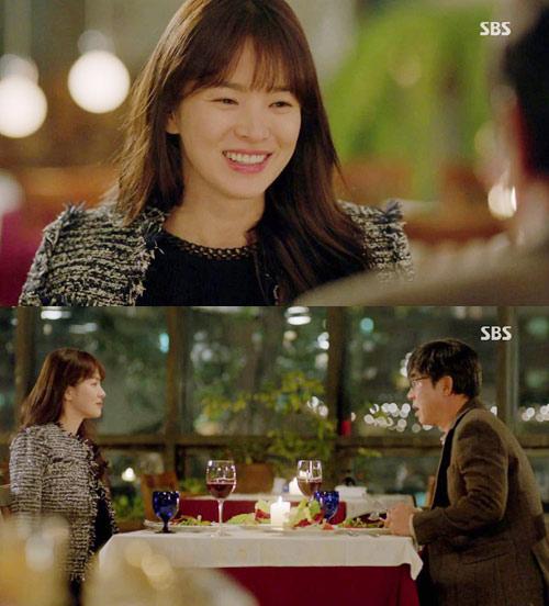 'thieu nu mu' song hye kyo cuon hut voi ao choang dat tien - 9