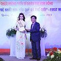 Làng sao - TS Kim Hồng được quê hương Quảng Bình vinh danh