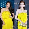 Thời trang - Trà Ngọc Hằng đụng váy 80 triệu với Angela Baby