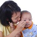 Làm mẹ - Mẹ Mỹ: Trẻ không ăn, hãy mặc kệ!