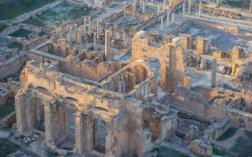 Chiêm ngưỡng tàn tích La Mã ở Bắc Phi-1