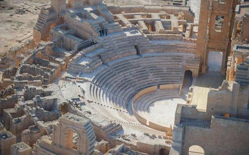 Chiêm ngưỡng tàn tích La Mã ở Bắc Phi-10