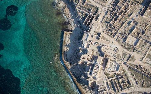 Chiêm ngưỡng tàn tích La Mã ở Bắc Phi-11