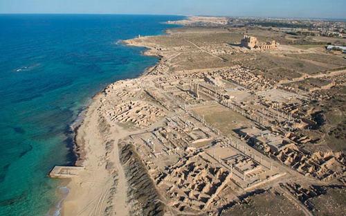 Chiêm ngưỡng tàn tích La Mã ở Bắc Phi-13