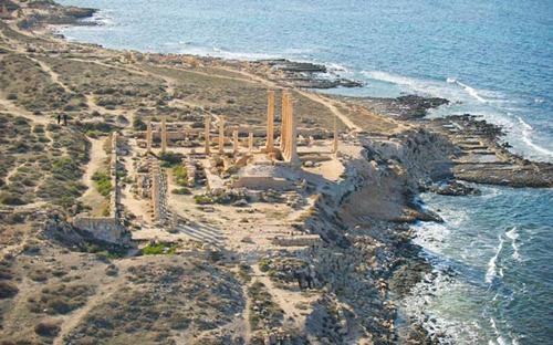 Chiêm ngưỡng tàn tích La Mã ở Bắc Phi-14