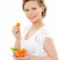 Bà bầu - Mách mẹ bầu ăn uống để con tăng cân