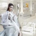 Nhà đẹp - Ở nhà trắng tinh, sướng như tiên nữ