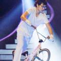 Hậu trường - Nguyễn Trung Đức ấn tượng với xe đạp BMX