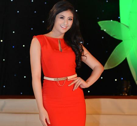 Trang điểm gợi cảm như Hoa hậu-1