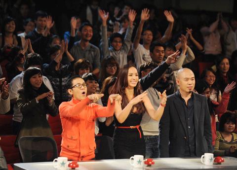 """vn's got talent 2012 dang bi """"that sung""""? - 1"""