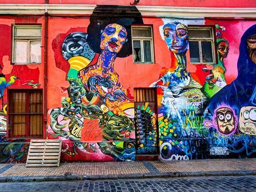 Thăm miền đất của hội họa đường phố-5