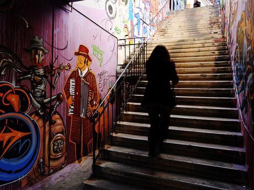 Thăm miền đất của hội họa đường phố-6