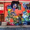 Xem & Đọc - Thăm miền đất của hội họa đường phố