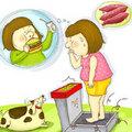Bà bầu - Tuyệt chiêu giảm béo với khoai lang