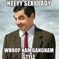 Clip Eva - Mr.Bean nhảy Gangnam style cực hài