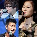Loạt ca sĩ trẻ  & quot;giành nhau & quot; giải Cống hiến 2012