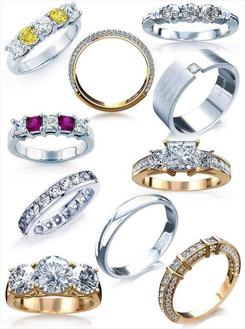 Nhẫn cưới từng được làm từ...lau sậy!-10