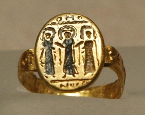 Nhẫn cưới từng được làm từ...lau sậy!-5
