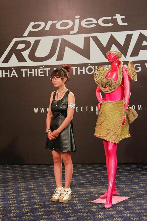Những thí sinh đặc biệt của Project Runway-7