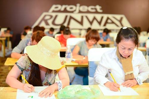Những thí sinh đặc biệt của Project Runway-11