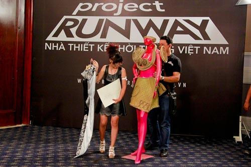Những thí sinh đặc biệt của Project Runway-8