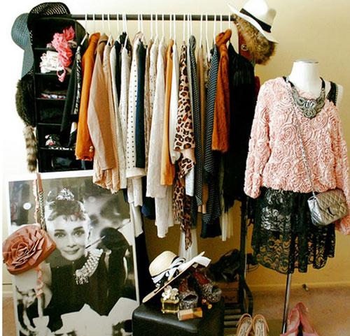Thèm thuồng tủ quần áo của 10 blogger sành điệu-19