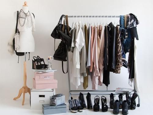 Thèm thuồng tủ quần áo của 10 blogger sành điệu-6
