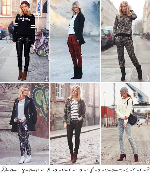 Thèm thuồng tủ quần áo của 10 blogger sành điệu-2