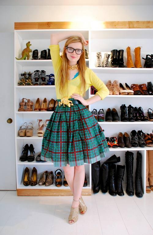 Thèm thuồng tủ quần áo của 10 blogger sành điệu-13
