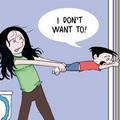 Làm mẹ - Mẹ phạt 'nặng', con hết bướng