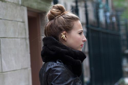 Ear Cuff - phụ kiện độc cho đôi tai-1